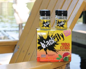 black fly drink ingredients