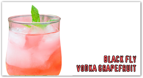 Vodka Grapefruit