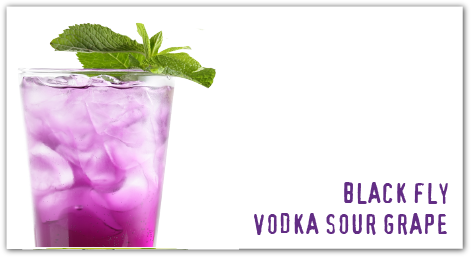 Vodka Sour Grape
