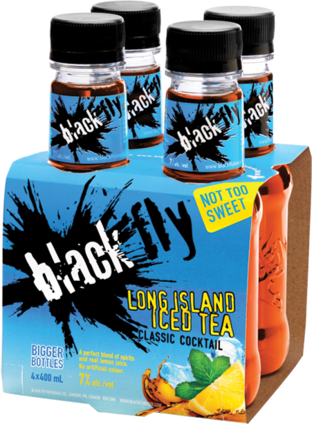 Black Fly - Long Island Iced Tea