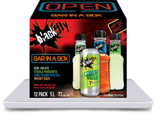 Bar in a Box Party Pack