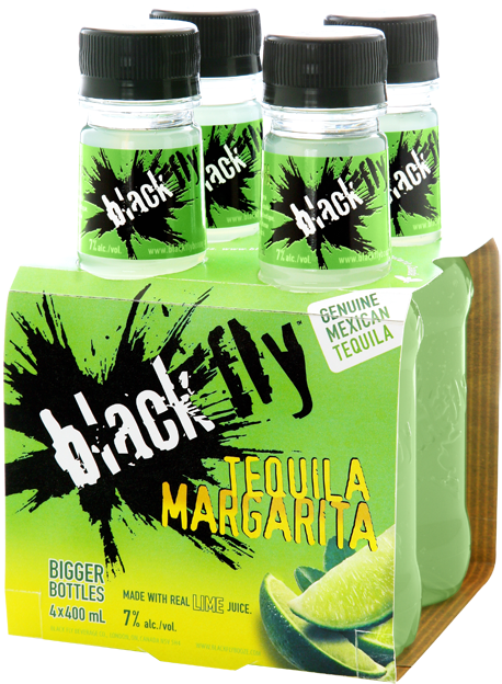 Black Fly - Tequila Margarita