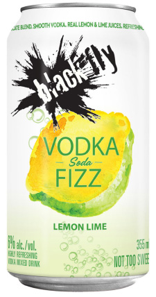 Vodka Soda Fizz Lemon Lime
