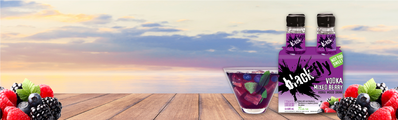Vodka Mixed Berry